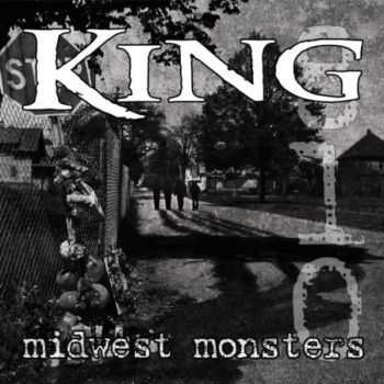 King 810 - Midwest Monsters [ep] (2012)