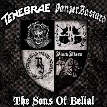 Tenebrae & Panzerbastard - The Sons Of Belial EP (2014)