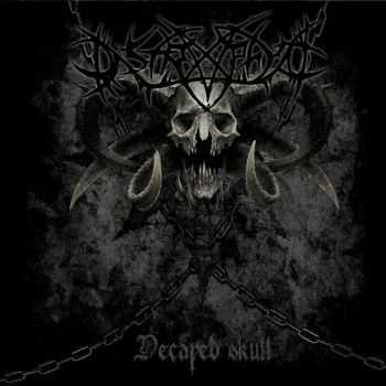 Dystrophya - Decayed Skull [ep] (2014)
