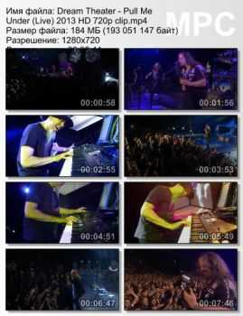 Dream Theater - Pull Me Under (Live) (2013)