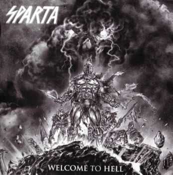 Sparta - Welcome To Hell (2014)
