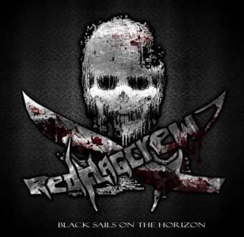 Red Flag Crew - Black Sails On The Horizon (EP) (2014)