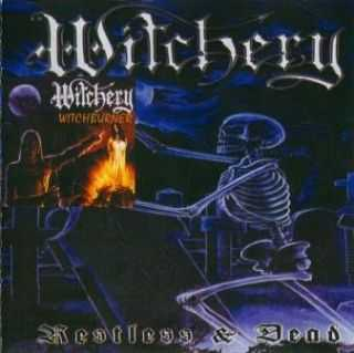 Witchery - Witchburner - Restless & Dead ( 2 CD ) (1999)