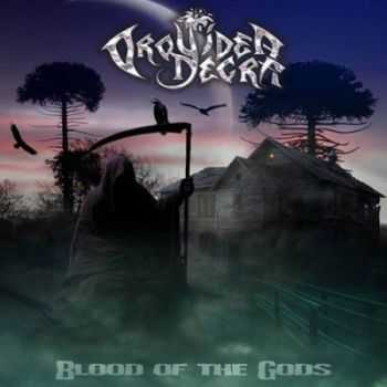 Orquidea Negra - Blood Of The Gods [Digipak Edition] (2014)