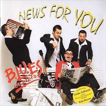 Blues Etcetera - News For You (2015)