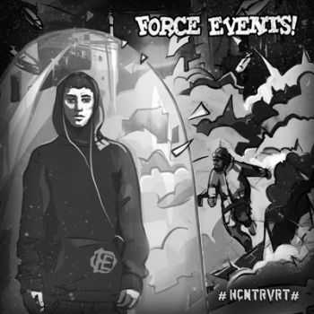 Force Events! - #HCNTRVRT# [EP] (2015)