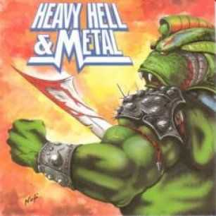VA - Heavy, Hell & Metal ( Compilation ) (1988)