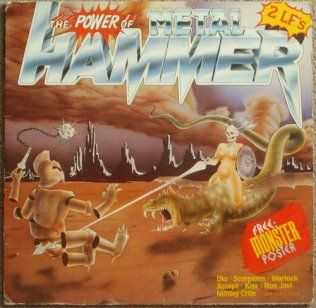 VA - The Power Of Metal Hammer 1986 (2LP Vinyl) ( Compilation ) (1986)