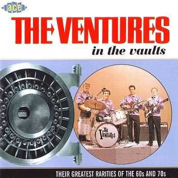 The Ventures - in the vaults - Vol. 1 (1997)