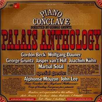 Piano Conclave - Palais Anthology (1975)