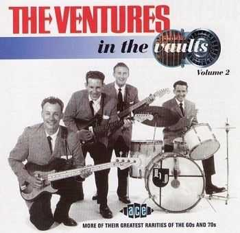 The Ventures - in the vaults - Vol. 2 (1999)