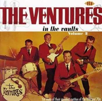 The Ventures - in the vaults - Vol. 3 (2005)