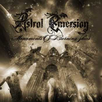 Astral Emersion - Monuments Of Burning Skies (2013) (Lossless)