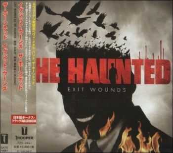 The Haunted - Exit Wounds (Japanese Edition) (2014) (Lossless)