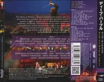 Deep Purple with Orchestra - Live in Verona [Japan] (2014) FLAC