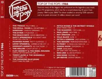 VA - Top Of The Pops 1966 (2007) (Lossless)