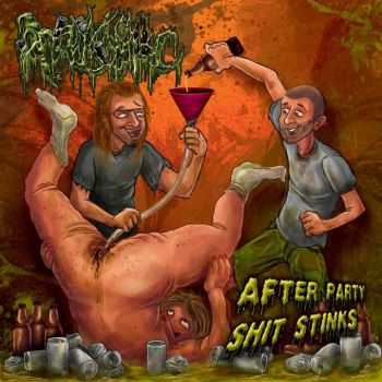 Analkholic - After Party - Shit Stinks (2014)