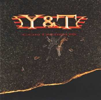 Y&T - Contagious (1987) Mp3+Lossless
