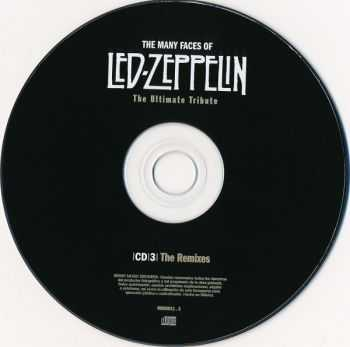 VA - The Many Faces Of Led Zeppelin - The Ultimate Tribute (2007)