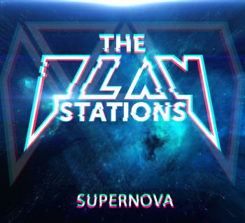 The PlayStations - Supernova [EP] (2015)