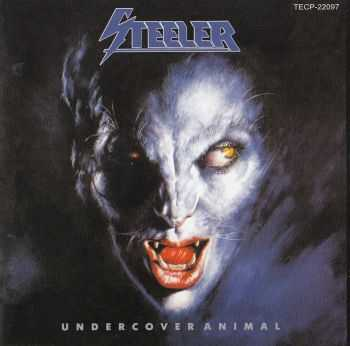 STEELER - Undercover Animal (1988)LOSSLESS+MP3