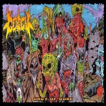 Gorgy - Orgy Of Gore (2015)