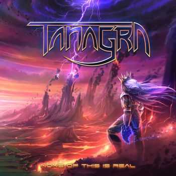 Tanagra - None Of This Is Real (2015)