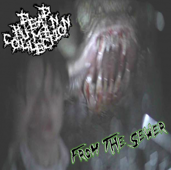 DEAD HUMAN COLLECTION / FROM THE SEWER - split EP (2015)