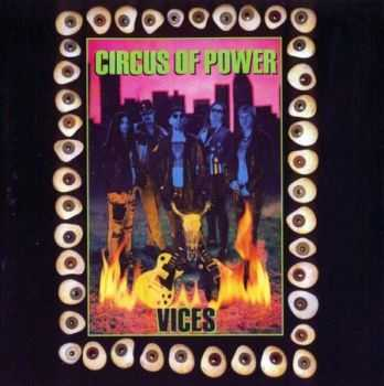 Circus Of Power - Collection (1988 - 1993)