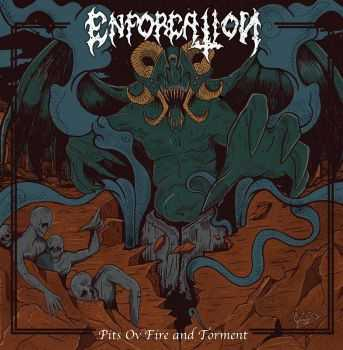 Enforcation - Pits Ov Five And Torment [ep] (2015)