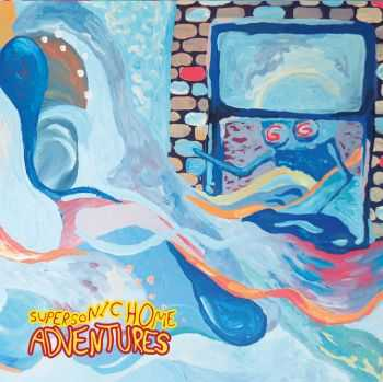 Adventures – Supersonic Home (2015)
