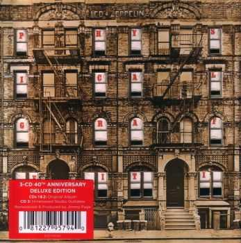 Led Zeppelin - Physical Graffiti [40th Anniversary Deluxe Edition] (2015)