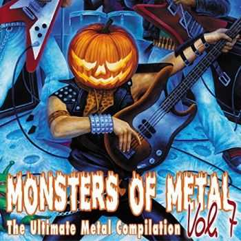 VA - Monsters Of Metal Vol. 7 (2015)