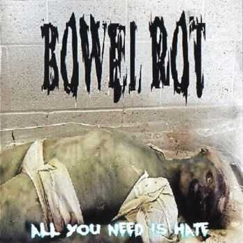 Bowel Rot - All You Need Is Hate (2013)