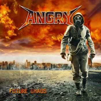 Angry - Future Chaos (2014) [LOSSLESS]