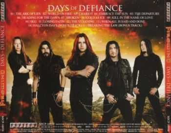 Firewind - Days Of Defiance [Limited + Japanese Edition] (2010) (Lossless)