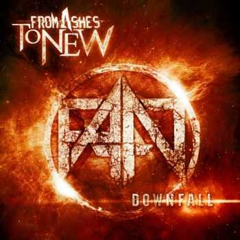 From Ashes to New - Downfall [EP] (2015)