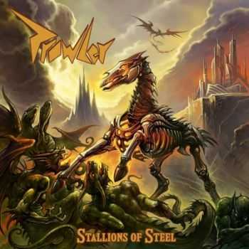 Prowler - Stallions Of Steel (2015)