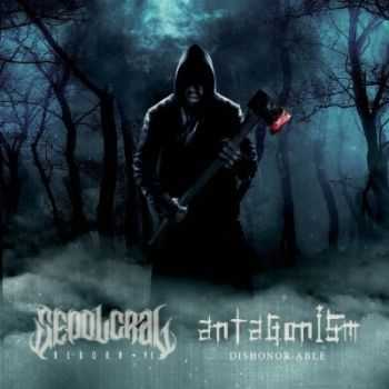 Sepolcral & Antagonism - Reborn VI / Dishonor-Able (Split) (2015)