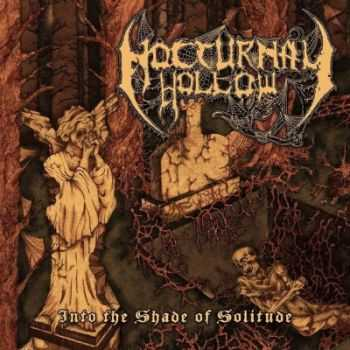 Nocturnal Hollow - Into The Shade Of Solitude (2014)