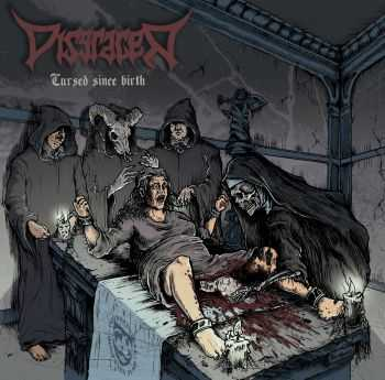 Disgracer - Cursed Since Birth (2014) [LOSSLESS]