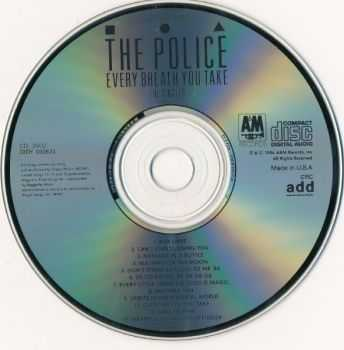 The Police - Every Breath You Take - The Singles (1986)