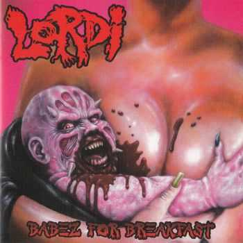 Lordi - Babez for Breakfast (2010) lossless + mp3