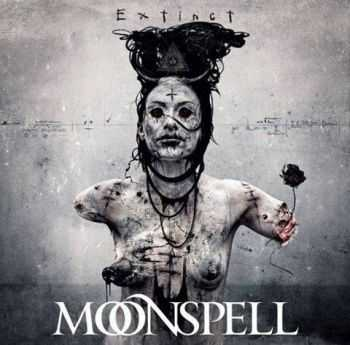 Moonspell - Extinct (Deluxe Edition) (2015)