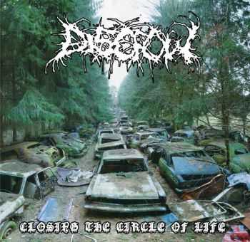 Discrow - Closing The Circle Of Life [Demo] (2015)