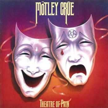 Motley Crue - Theatre Of Pain (1985) (Mp3+Lossless)