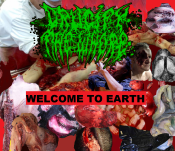Crucify The Whore - Welcome To Earth (2014)