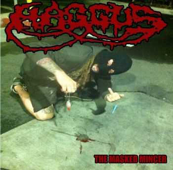 HAGGUS - The Masked Mincer EP (2015)