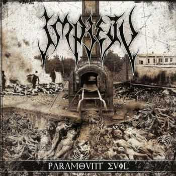 Impiety - Paramount Evil (2004) (Lossless)