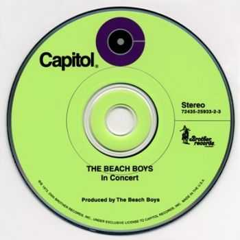 The Beach Boys - In Concert (1973) (Lossless)
